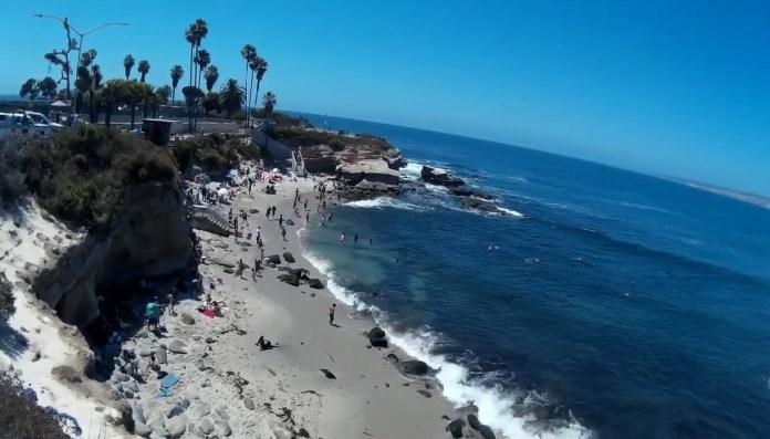 La Jolla Cove San Diego California