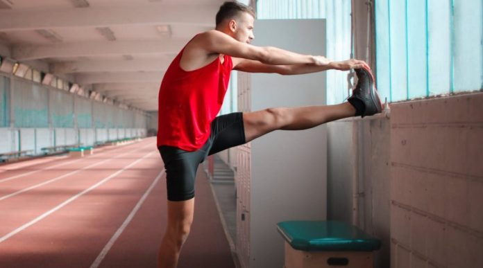 Hamstring Stretch for Athletes