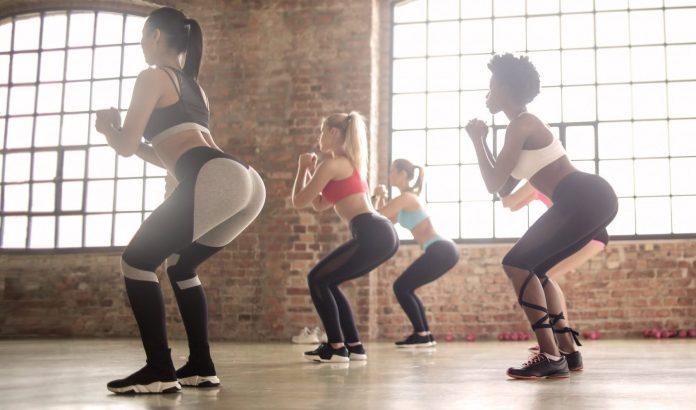 Squats exercises