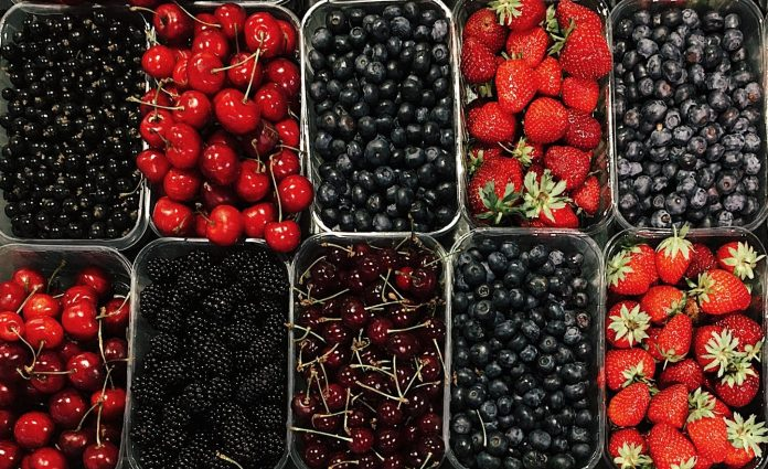 Berries to lose weight