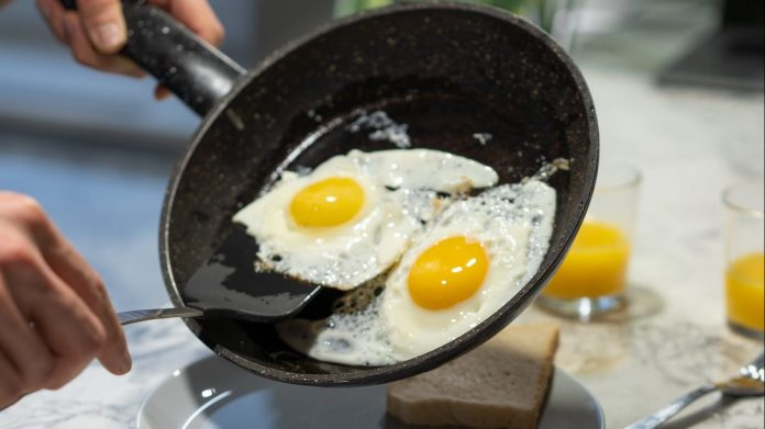 Eggs to lose weight