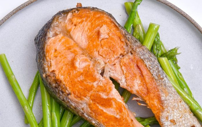 Fish to lose weight