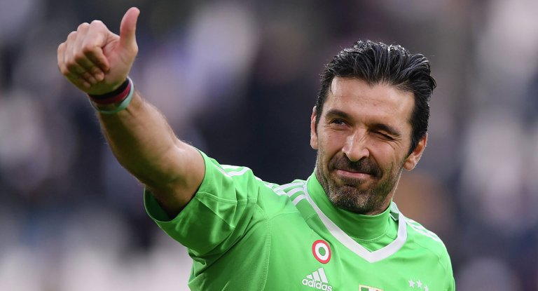 Buffon wants to extend the contract with Juventus until 2021
