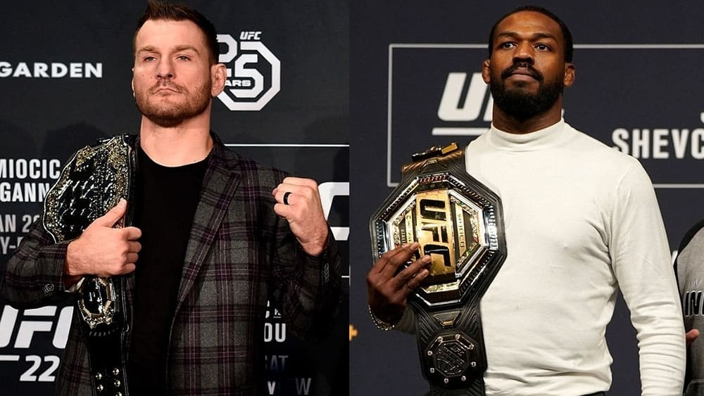 Failure of John Jones from the UFC title may affect Stipe Miocic