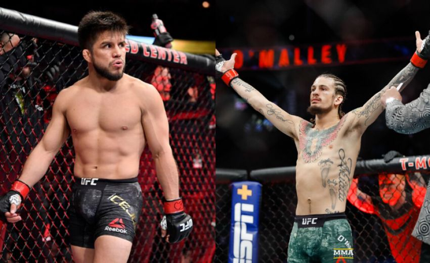 Henry Cejudo called Sean O`Malley overrated