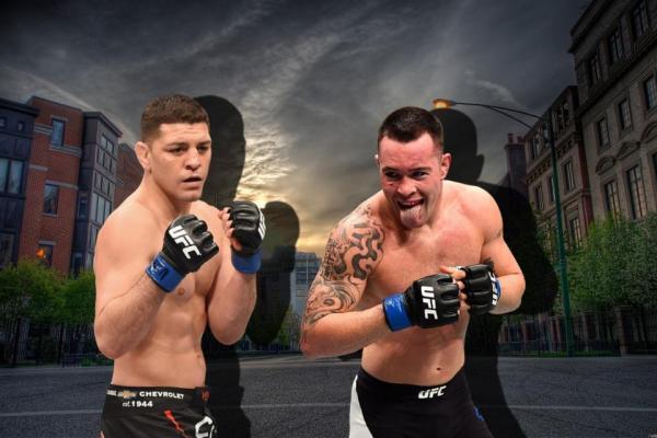Colby Covington challenges Nick Diaz