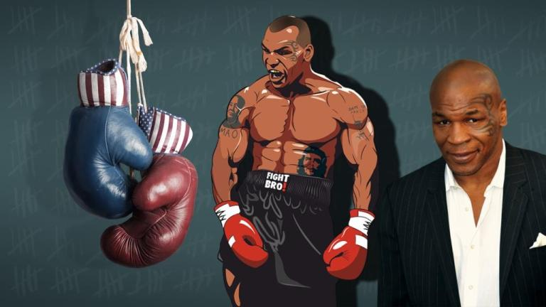 Mike Tyson told the truth about the sensational training video
