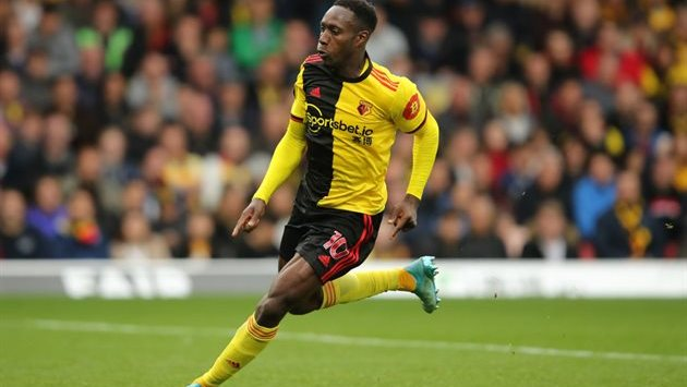 Watford terminated Danny Welbeck's contract