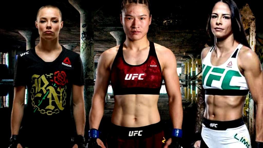 """Dana White: """"Rose Namajunas doesn't want a title fight, Weili Zhang will fight Carla Esparza"""""""