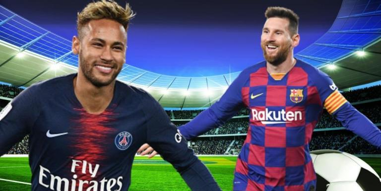 Neymar announced a meeting with Messi