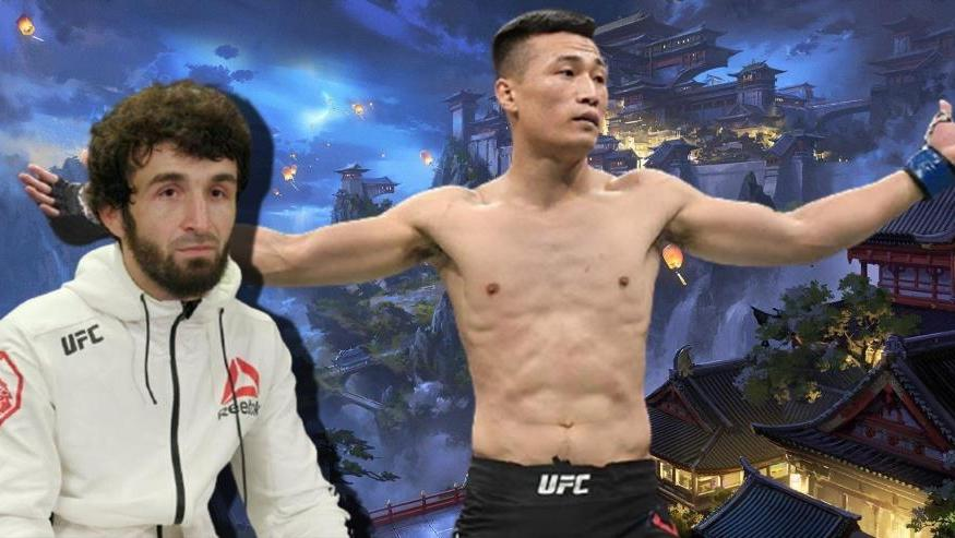 The challenge to a fight from a Korean zombie is not interesting for Zabit Magomedsharipov.