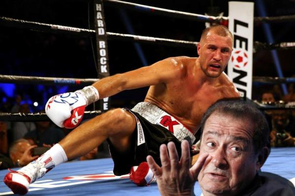 Bob Arum on Kovalev's failed doping test