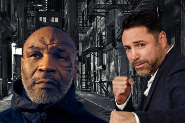 Oscar De La Hoya wants to talk to Mike Tyson before deciding on his comeback