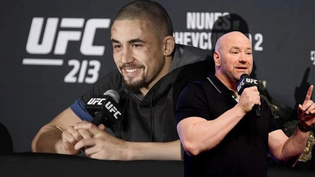 Robert Whittaker needs another fight to get a chance to reclaim the title.