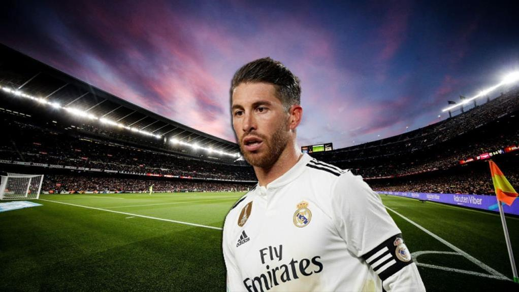 Sergio Ramos played against Athletic on painkillers.