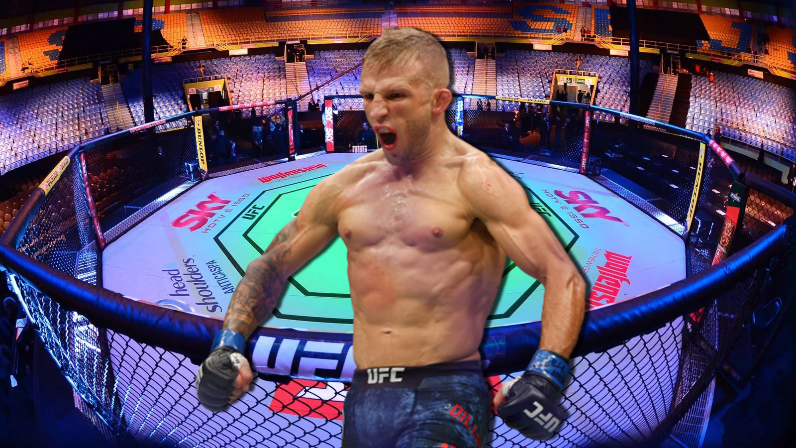 T.J. Dillashaw received permission to return to the Octagon
