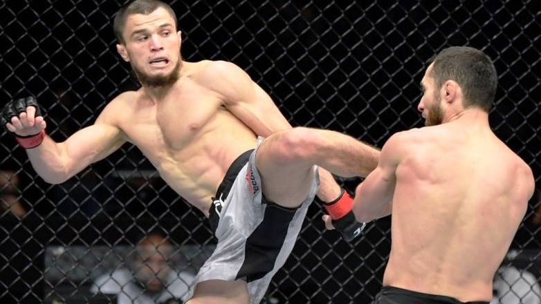 Umar Nurmagomedov commented on victory over Morozov at UFC on ESPN 20