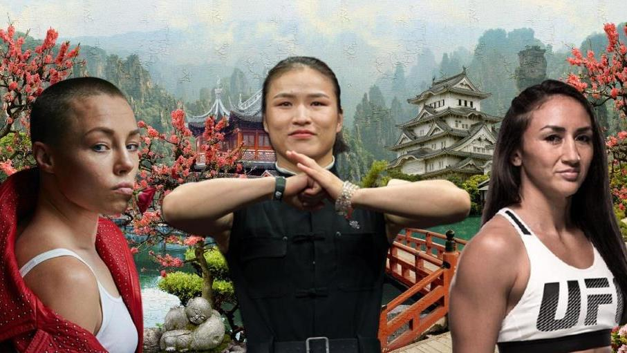 Weili Zhang's next fight may take place in Asia