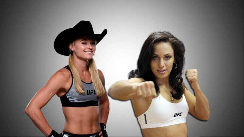 Antonina Shevchenko and Andrea Lee will fight at the UFC in May