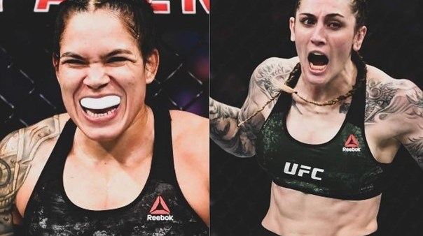 Amanda Nunes vs. Megan Anderson