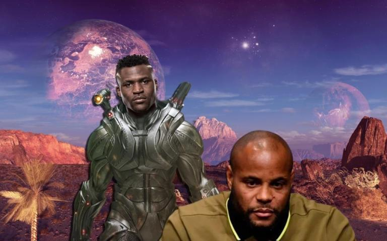 """Daniel Cormier: """"Francis Ngannou looks like a man from another planet"""""""