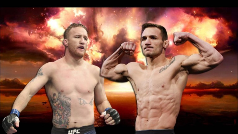 Fight between Justin Gaethje and Michael Chandler in development