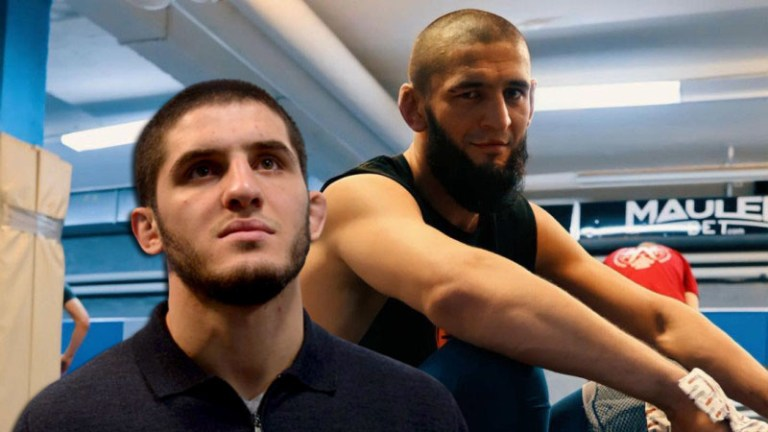 Islam Makhachev shared details about Chimaev's health problems