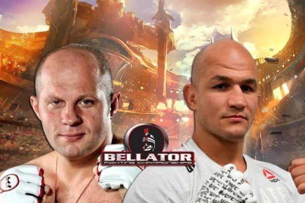 Junior Dos Santos is ready to join Bellator for a fight with Fedor Emelianenko