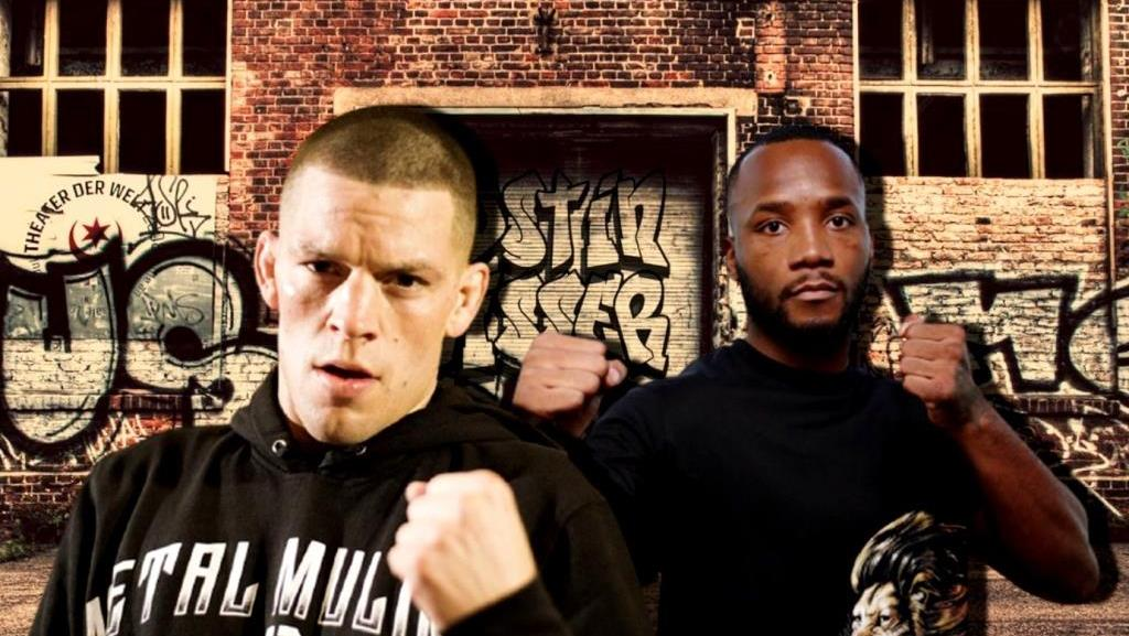 Nate Diaz appears as the underdog of Leon Edwards at UFC 262