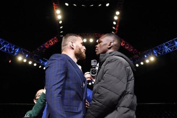 Predictions from fighters for the fight Jan Blachowicz vs