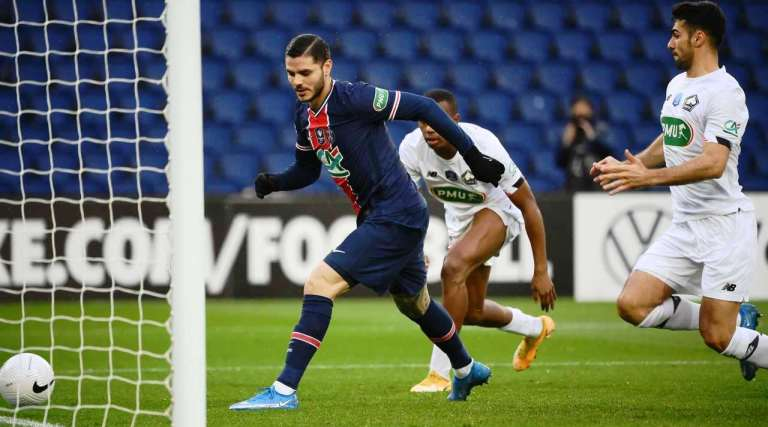 PSG vs Lille Highlights  17 March 2021