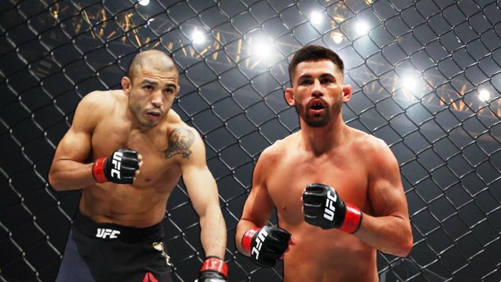 Jose Aldo asks to organize a fight against Dominick Cruz