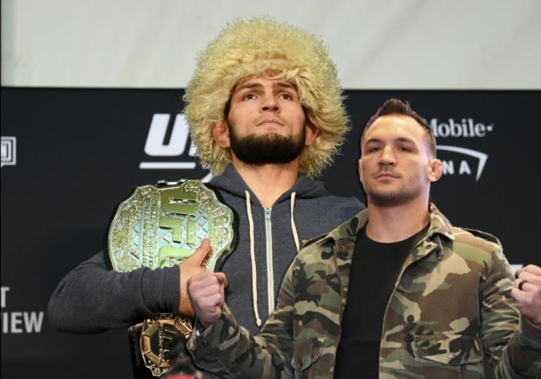 Michael Chandler admitted that he really hoped for a fight with ex-champion Khabib Nurmagomedov.
