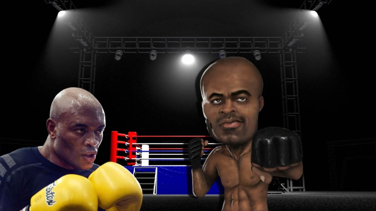 Anderson Silva has received contracts from several boxing promoters