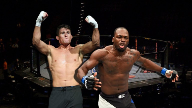 Darren Till and Derek Brunson are in talks and may fight in August