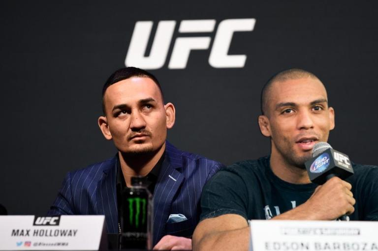 Edson Barbosa named preferred opponents including Max Holloway