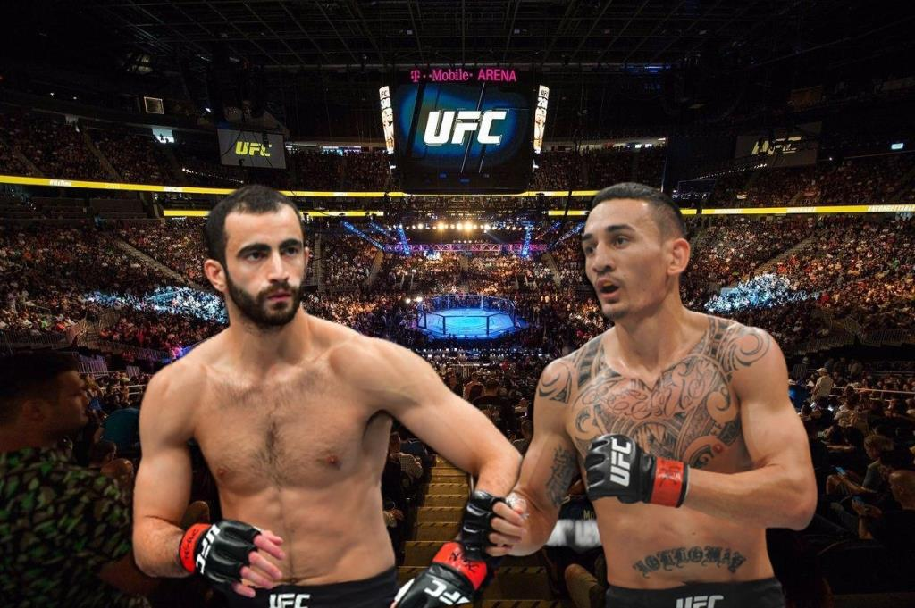 Giga Chikadze promises to knock out Max Holloway