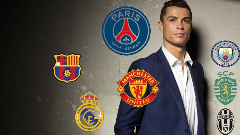 Cristiano Ronaldo: Juventus star could back to Manchester United this summer.