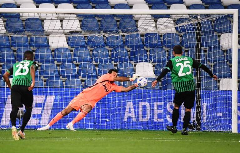 Sassuolo – Juventus 1: 3 Video goals and match review.
