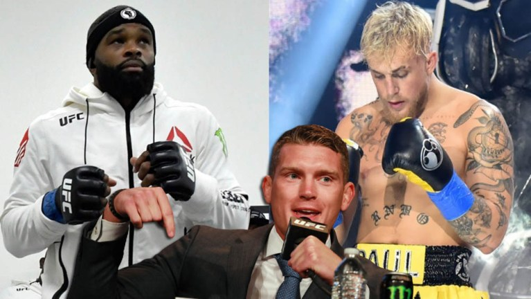 """Stephen Thompson explained why it would be a """"bad idea"""" for Jake Paul to box with Tyron Woodley"""