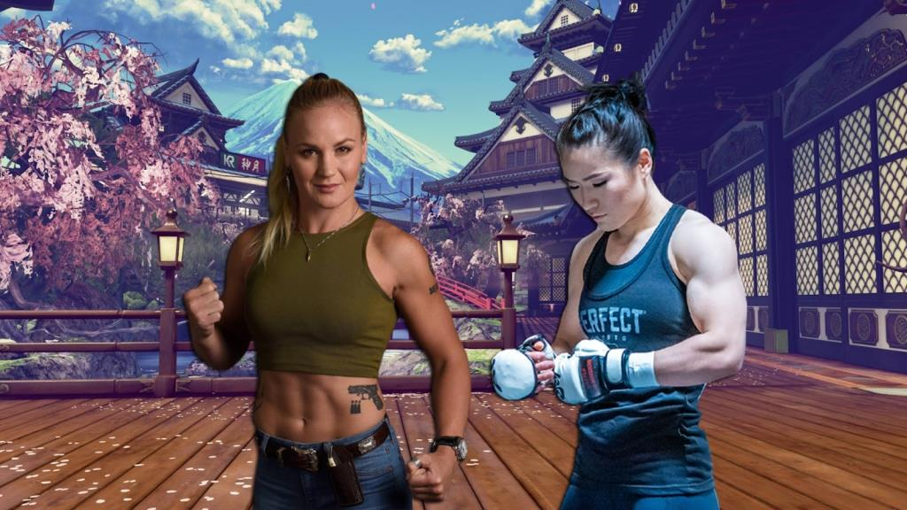 Valentina Shevchenko is ready to fight against Weili Zhang