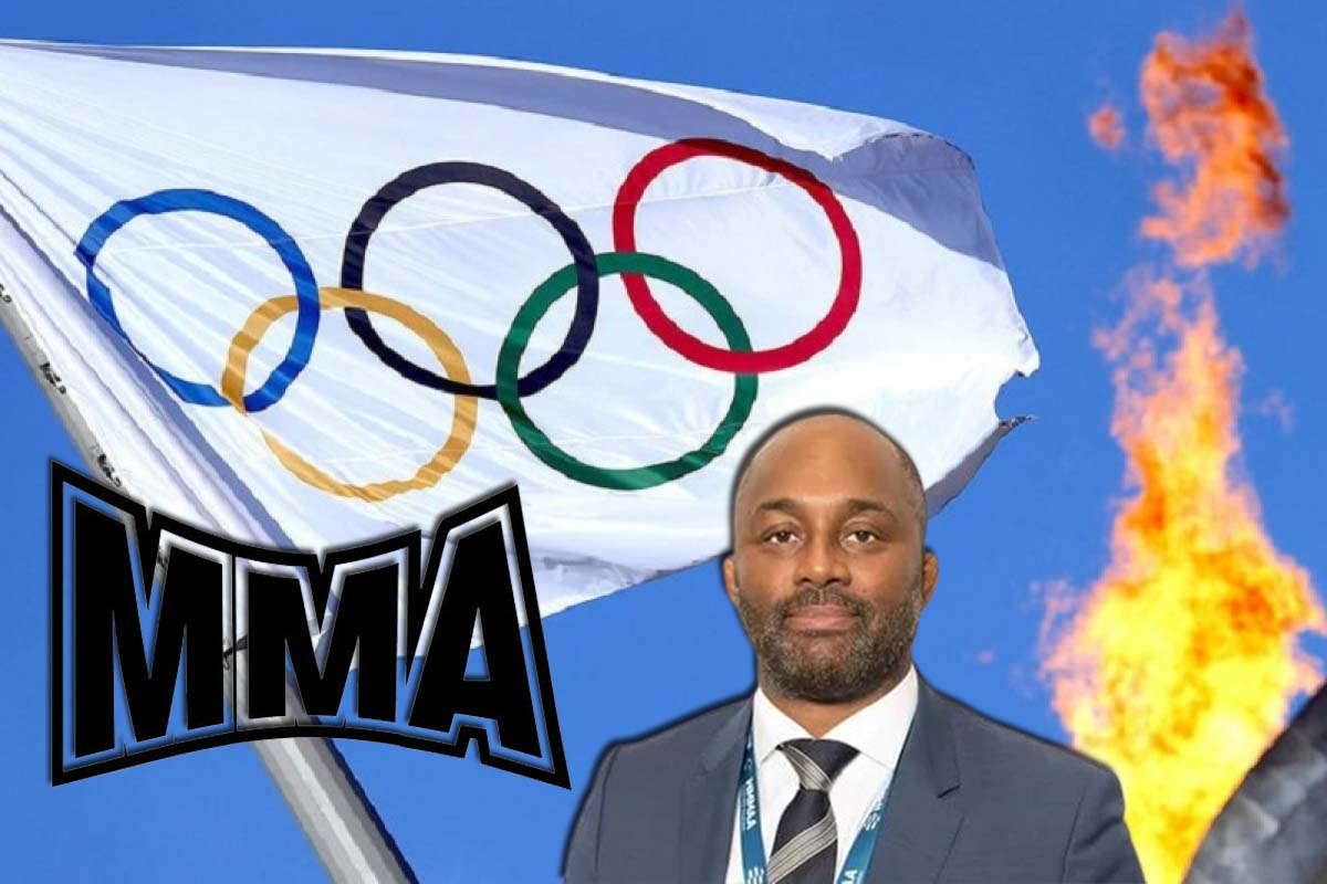 MMA CAN BE REPRESENTED AT THE 2028 OLYMPICS IN LOS ANGELES