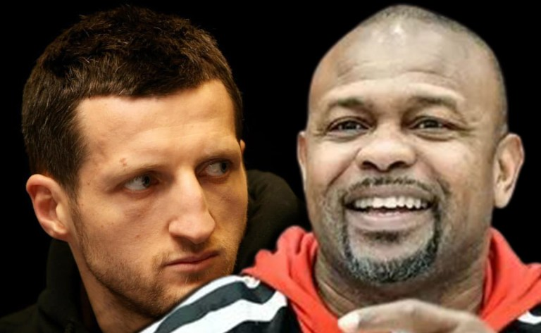 """Roy Jones Jr aggressively calls out Carl Froch for Wemley fight: """"SHOW ME THAT I AM SHOT TO BITS"""""""
