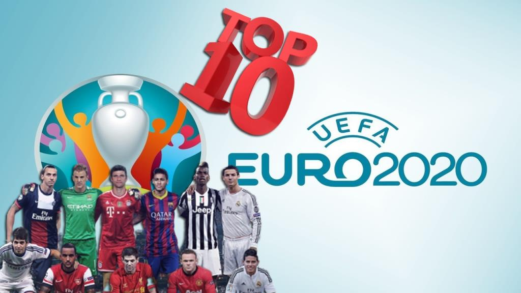 Top ten Euro 2020 players in each major position named
