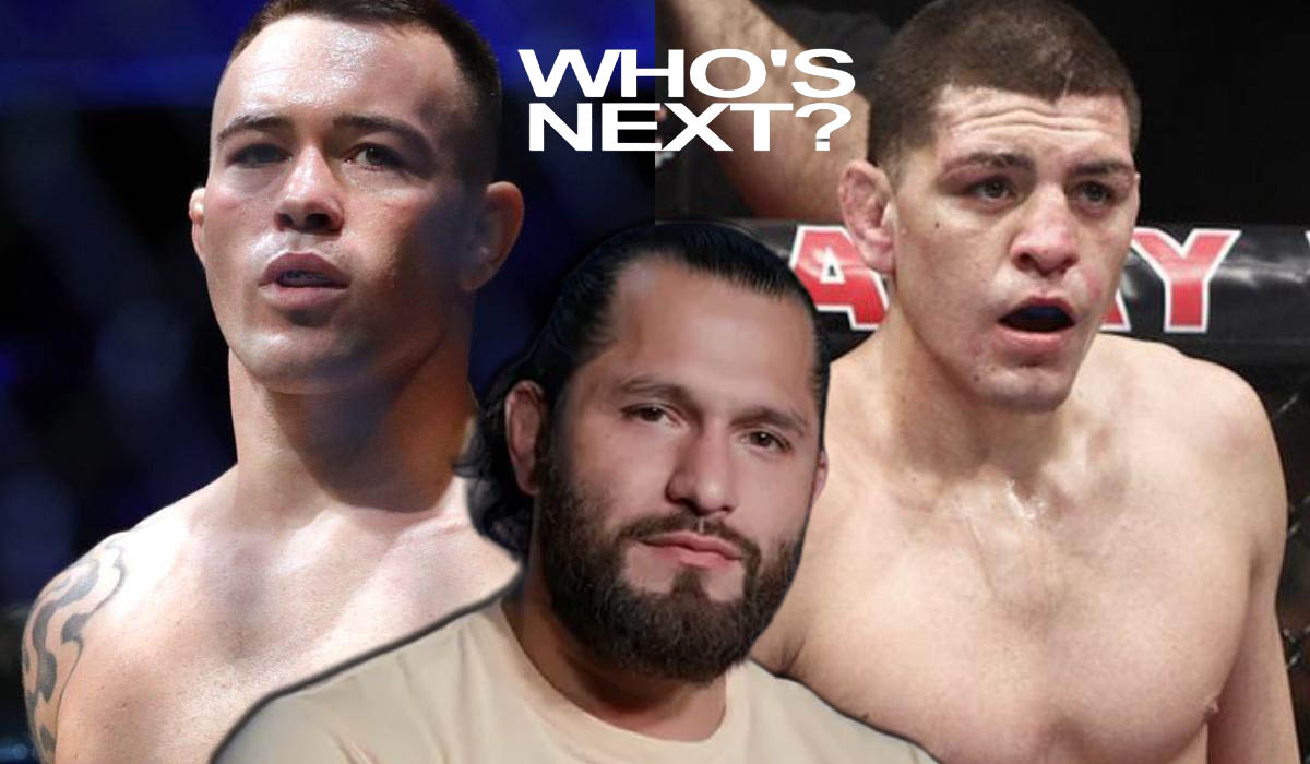 Jorge Masvidal wants to fight against Nick Diaz or Colby Covington