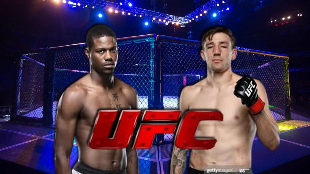 UFC targeting Kevin Holland vs. Kyle Daukaus for event in Oct. 2