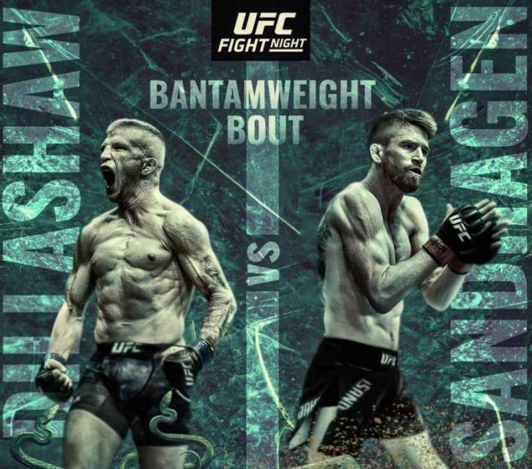 UFC News: TJ Dillashaw told how joint training with Cory Sandhagen will help him during the fight