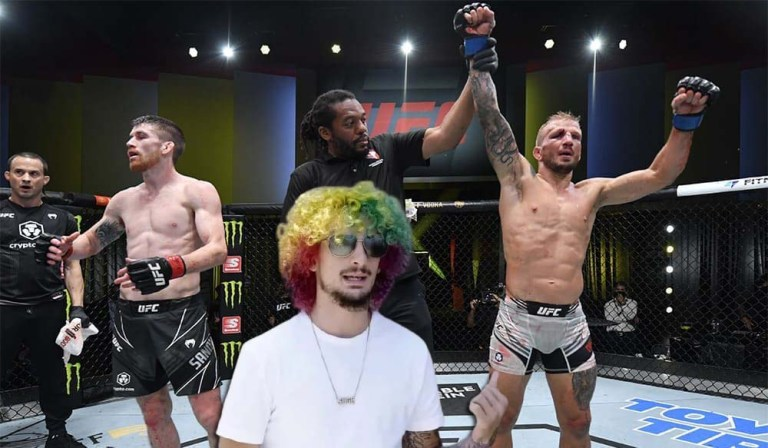 UFC news: Sean O'Malley praised TJ Dillashaw for his fight with Cory Sandhagen at UFC on ESPN 27