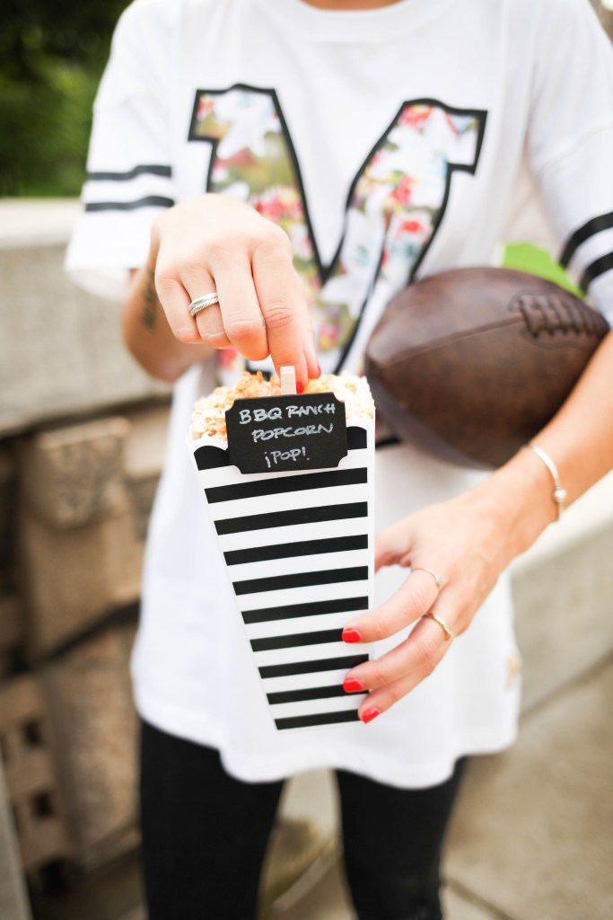 getting game day ready, game day fashion, college football, homegating inspiration, Chicago fashion blogger