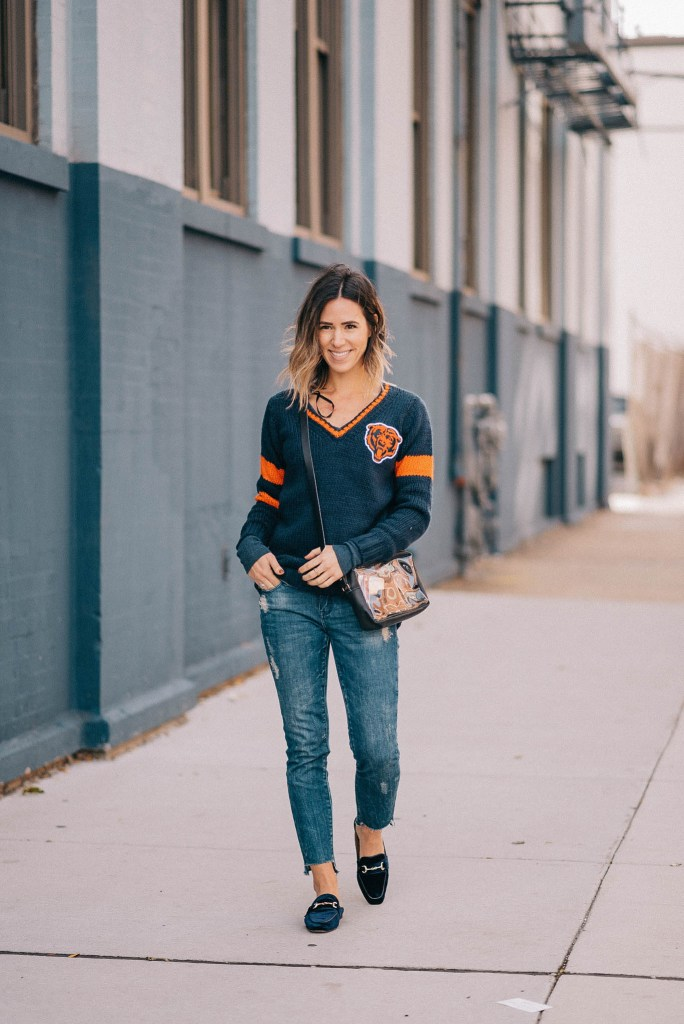 Chicago Bears and Chicago Game Day Fashion